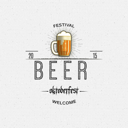 beer house: Beer festival badges and labels for any use, templates and design elements for beer house, bar, pub, brewing company, brewery, tavern, restaurant.