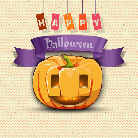 be the identity: Happy Halloween badges labels can be used for design, presentations, brochures, flyers, print, sports equipment, corporate identity