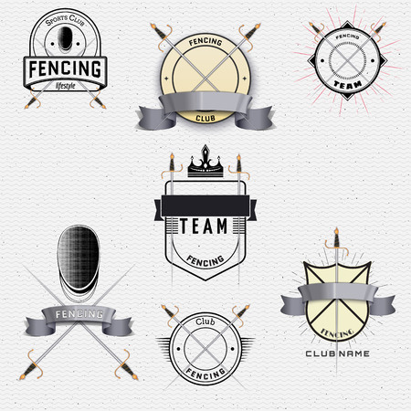 530 Fencing Foil Stock Illustrations, Cliparts And Royalty Free ...