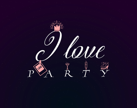I love Party.