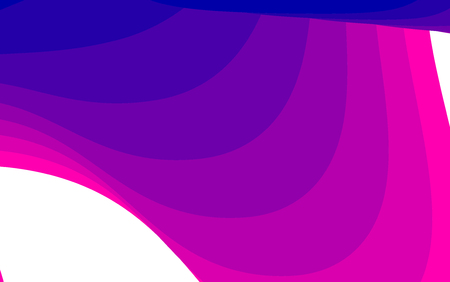 Fluid colorful shapes background abstraction. Trendy liquid composition. Vector illustration