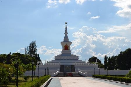 revolution: Revolution Monument.Vientiane.Laos