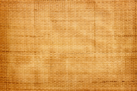 woven wood pattern background photo