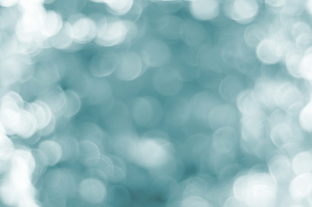 abstract blue background, selective focus