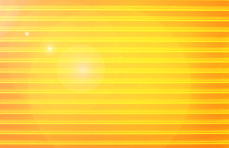 Abstract stripped background - yellow, orange and red  photo