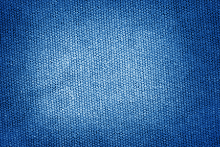 blue fabric texture.