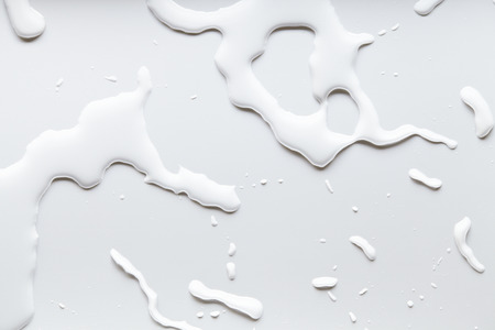 bas relief: water splash drops white mood