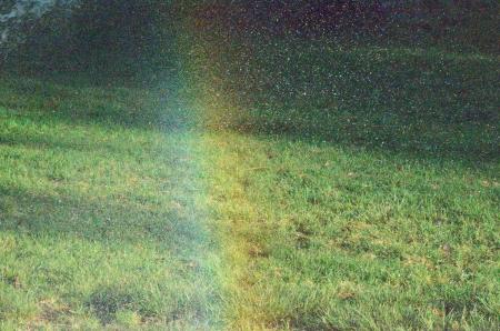 Its Rainbow Time Stock fotó