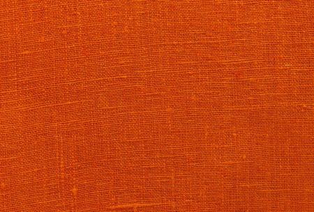 Texture fabric linen red Stok Fotoğraf