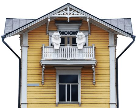 yellow house: yellow house