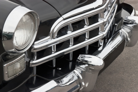 Classic 50's car Stock Photo - 8975015