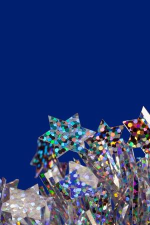 Beautiful Christmas glitter background Stock Photo - 11090190
