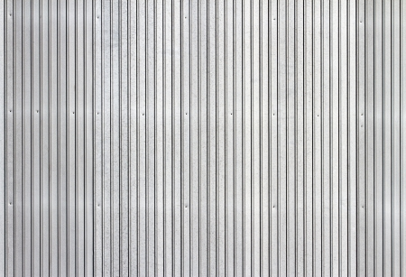 Corrugated metal texture surface photo