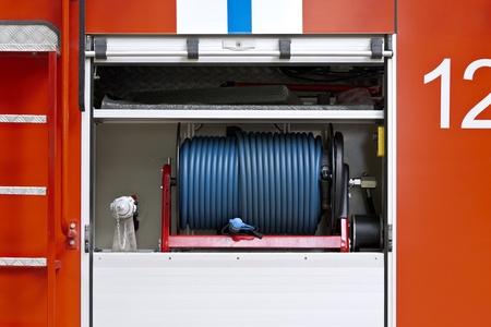 Rescue fire truck equipment Stock Photo - 12619082
