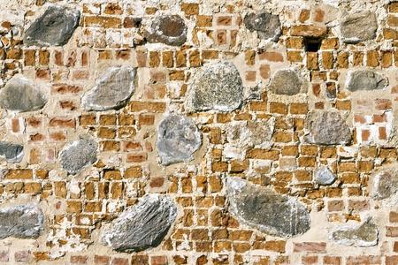 Stone wall texture with bricks Stock Photo - 13432180