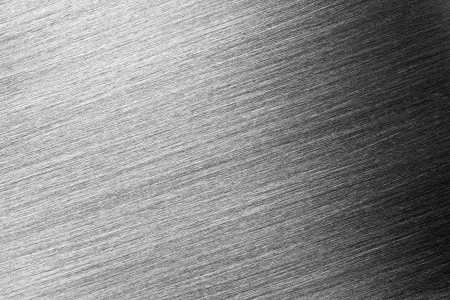 Grungy brushed iron metal plate Stock Photo - 17448803