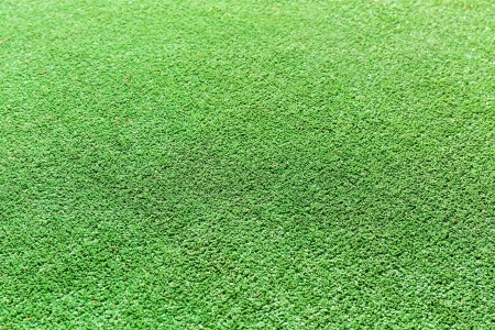 Green artificial turf texture pattern  photo