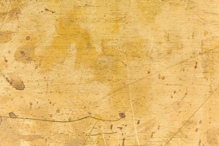 Shiny brass metal plate texture photo