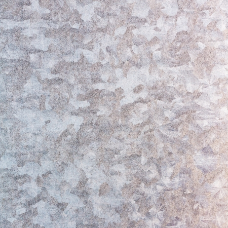 Zinc galvanized metal surface texture  Stock Photo - 22717177