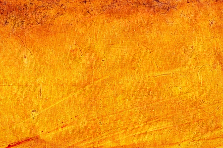 Abstract orange oil painting background photo