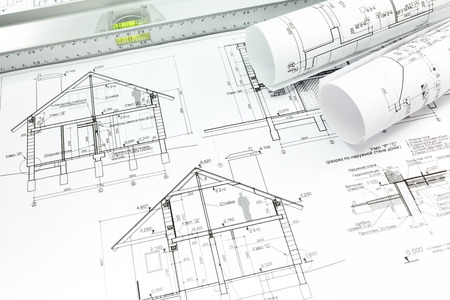 architectural drawing: Architect