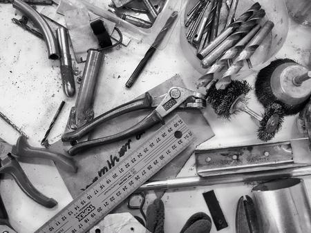 metal: Metal working tools