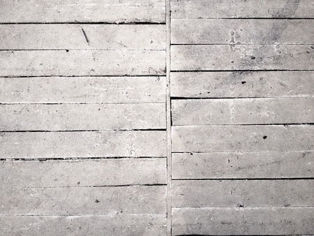 weathered: Weathered painted grey wooden planks