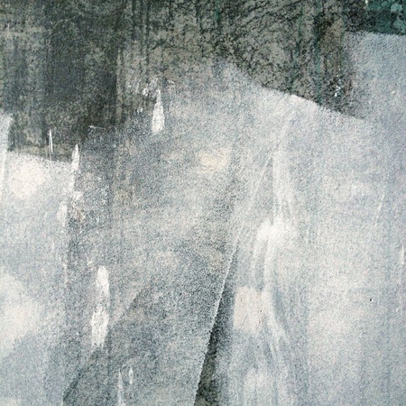 detail: Plaster wall texture with paint stains Stock Photo