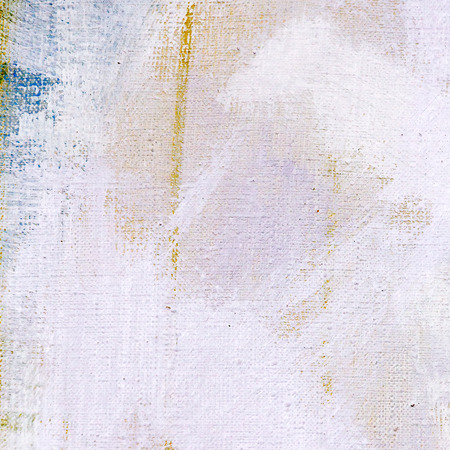 canvas background: abstract grungy painted canvas texture closeup background Stock Photo