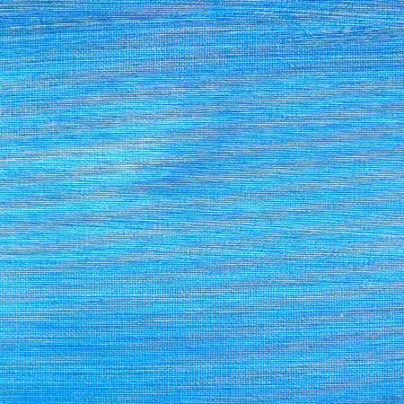canvas background: abstract hand painted blue paint canvas background Stock Photo