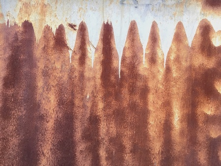 industrial: Grungy rusty metal texture background