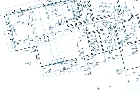Architectural drawings floor plans Industrial Building Design Blueprint Floor Plans Architectural Drawings Construction Background Stock Photo Picture And Royalty Free Image Image 57394824 123rfcom Blueprint Floor Plans Architectural Drawings Construction