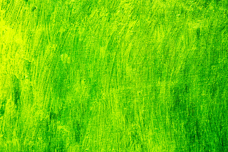 abstract vibrant green artistic background with expressive brushstrokes Stock Photo