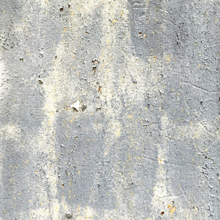 grunge steel wall with peeling off paint textured background