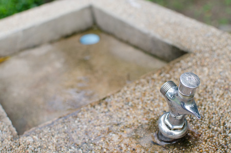 coldwater: coldwater tap in blackground playground