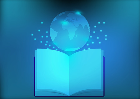 Concept E-book to learn more quickly in todays world in social network online