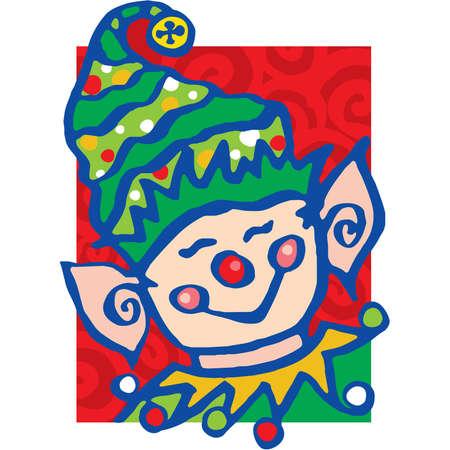 Jolly little elf