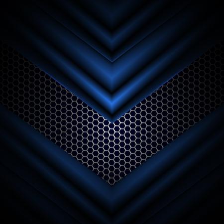 抽象的なベクトルの背景、web デザイン要素、幾何学的な図。EPS10  イラスト・ベクター素材
