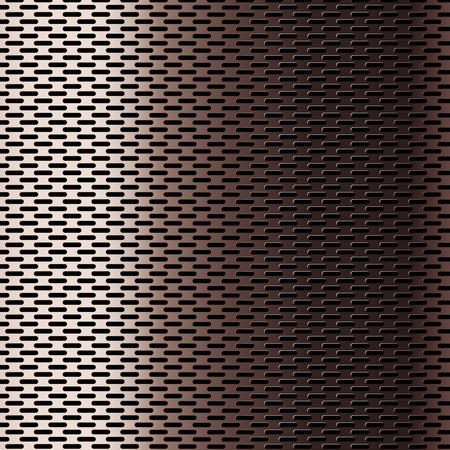 metallic background: abstract vector metallic grid background.