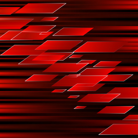 slant: Design Template. Abstract Red Thick Slant Lines Background Illustration