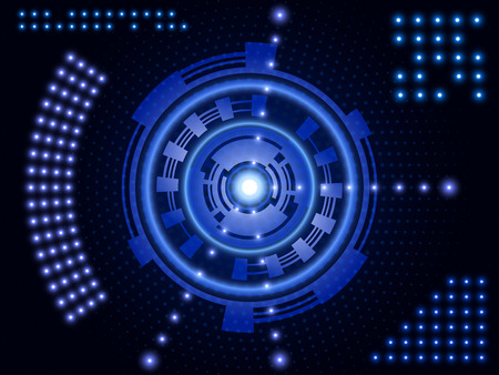 technology: Abstract Technology Background