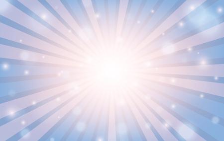 burst background: Sun Ray Star Burst Background. Rose quartz and serenity.