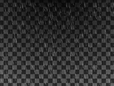 rain background: Rain Background with rain. Illustration