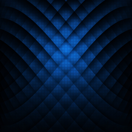 strip structure: Abstract geometric background. Blue colour. Vector Illustration