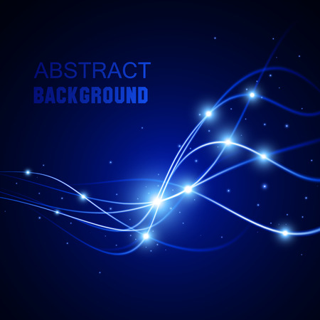 disconnect: Energy flow background. Abstract Futuristic Background. Vector illustration Illustration