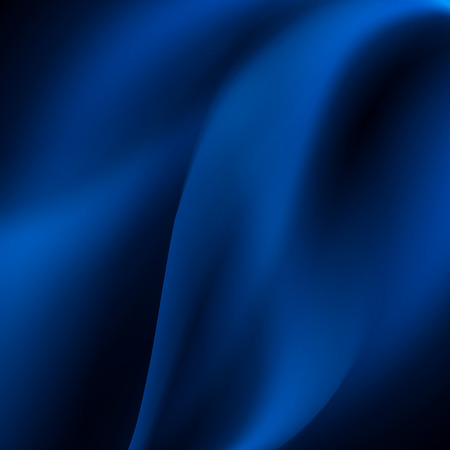 blue waves vector: Abstract background with blue waves. Vector illustration