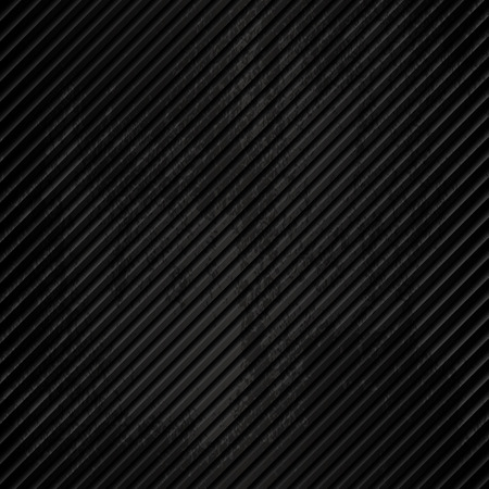 streak plate: Black striped grunge metal background. Abstract