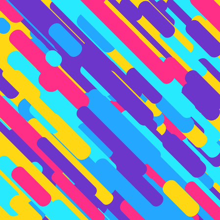 Abstract dynamic shapes background. Vector illustration EPS10
