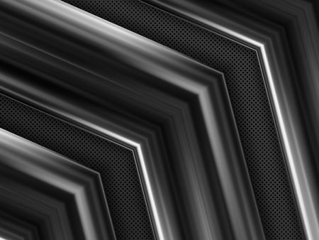 Dark metal texture background. Stainless steel.