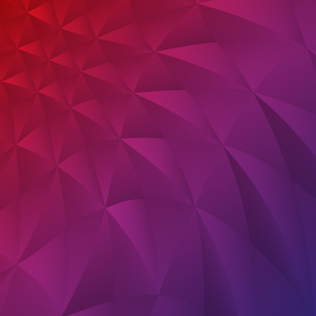 Abstract colorful geometric background. Triangular pattern.